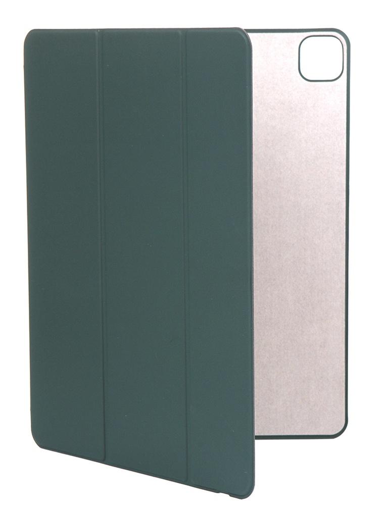 Чехол Baseus для APPLE iPad Pro 12.9 2020 Simplism Magnetic Leather Case Green LTAPIPD-FSM06
