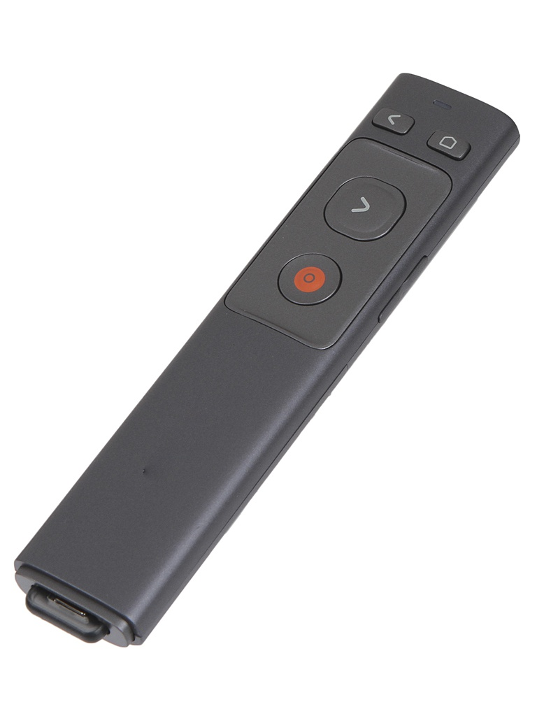 Лазерная указка Baseus Orange Dot Wireless Presenter Grey ACFYB-0G