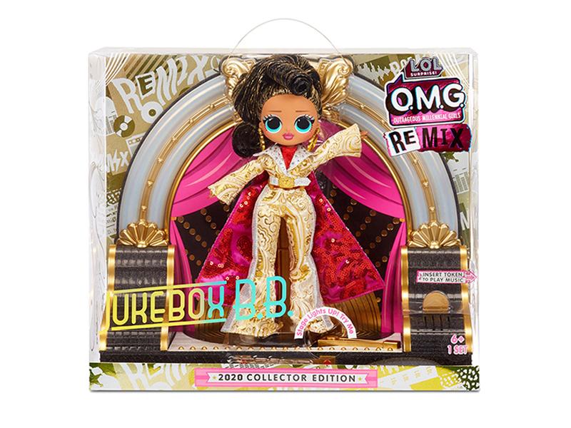 Кукла LOL OMG Collector 2020 New Theme 569886