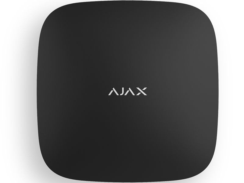 Централь Ajax Hub 2 Black 14909.40.BL1