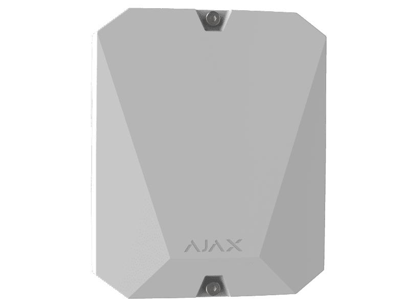 Модуль интеграции сторонних проводных устройств Ajax MultiTransmitter White 20355.62.WH1