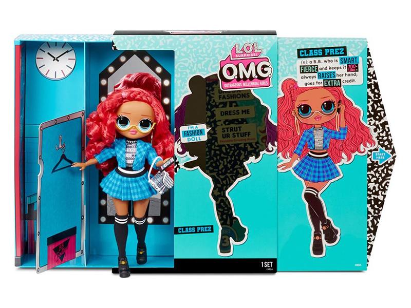Кукла LOL OMG 3 Class Prez 567202