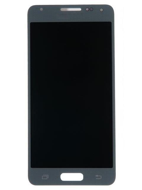Дисплей RocknParts для Samsung Galaxy Alpha SM-G850F Amoled в сборе с тачскрином Black 741154