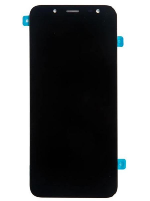 Дисплей RocknParts для Samsung Galaxy J6 SM-J600F (2018) Oled в сборе с тачскрином Black 751377
