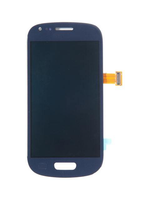 Дисплей RocknParts для Samsung Galaxy S3 Mini GT-I8190 Amoled в сборе с тачскрином Pebble Blue 355987