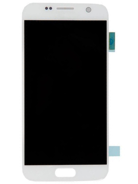 Дисплей RocknParts для Samsung Galaxy S7 SM-G930 Amoled в сборе с тачскрином White 464325