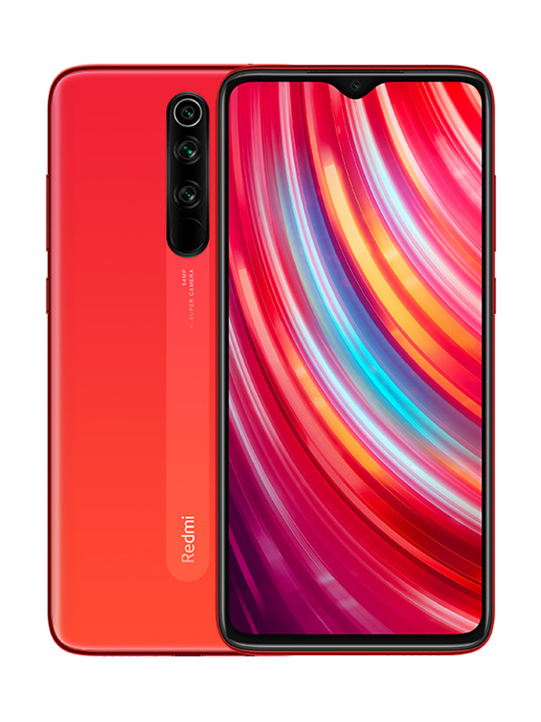 Сотовый телефон Xiaomi Redmi Note 8 Pro 6/128GB Coral Orange