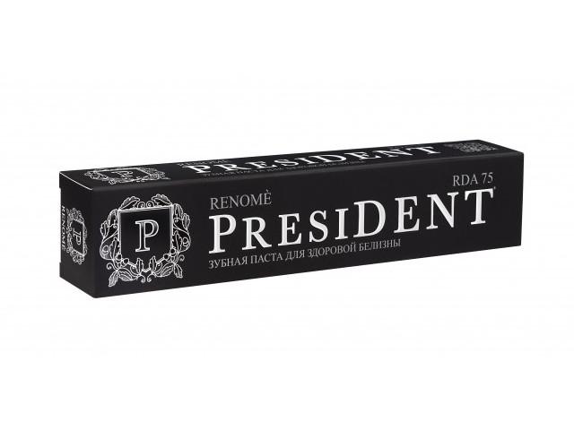 Зубная паста President Renome 75ml 110577