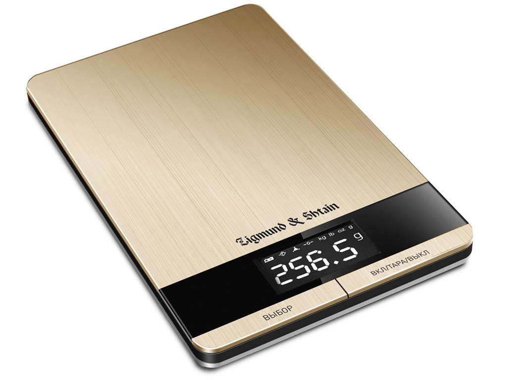 Весы Zigmund & Shtain DS-116