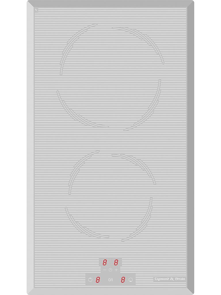 Варочная панель Zigmund & Shtain CIS 030.30 WX