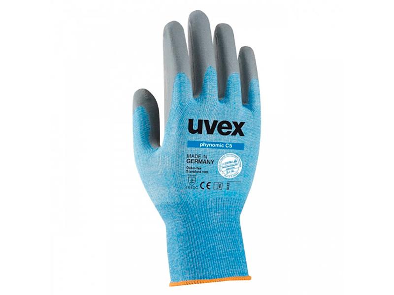 Перчатки Uvex Финомик C5 размер 10 60081-10