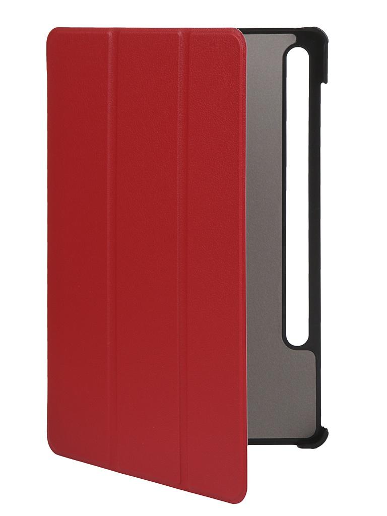 Чехол Zibelino для Samsung Galaxy Tab S7 11.0 T870 Tablet с магнитом Red ZT-SAM-T870-RED