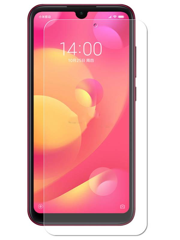 Защитное стекло Krutoff для Xiaomi Mi Note 10 / Mi Note 10 Lite 22805