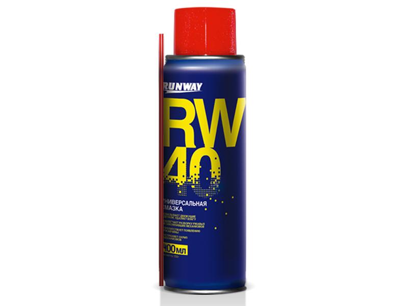 Смазка универсальная Runway RW-40 400ml RW6098