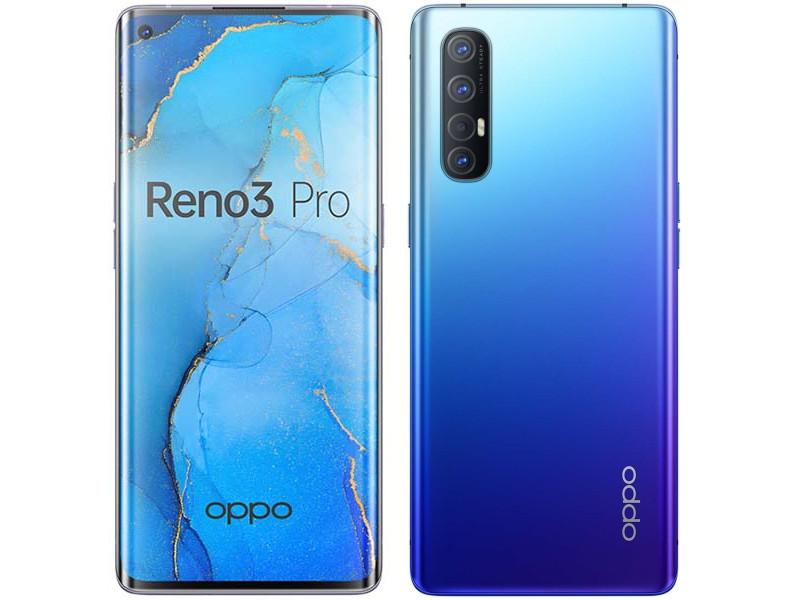 Сотовый телефон OPPO Reno 3 Pro 12/256GB Blue