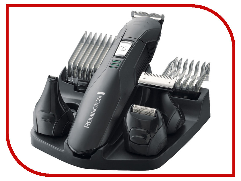Триммер Remington PG6030 E51 Grooming Kit remington r95 e51 электробритва
