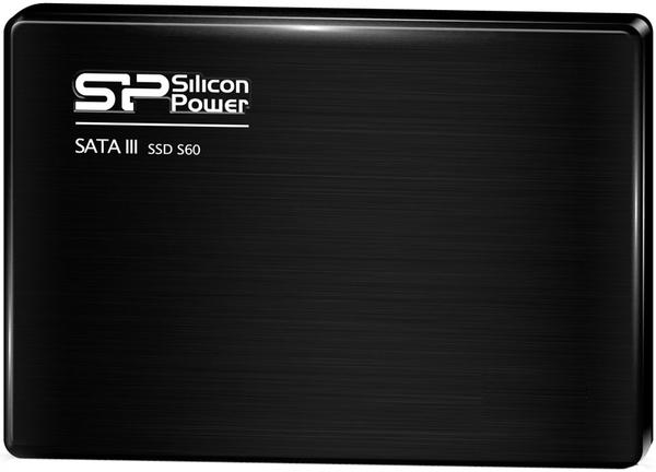 Жесткий диск 240Gb - Silicon Power Slim S60 SP240GBSS3S60S25