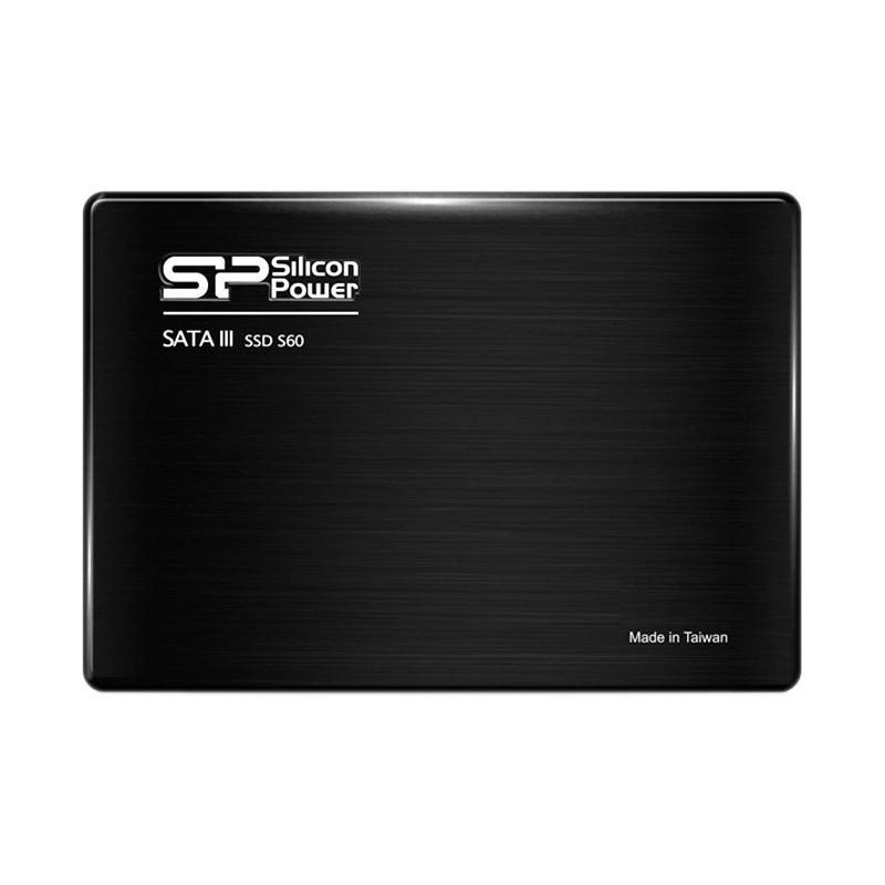 Жесткий диск 60Gb - Silicon Power Slim S60 SP060GBSS3S60S25 netac 60gb