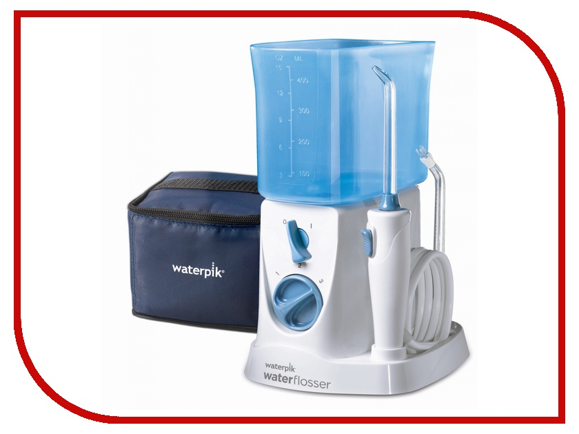 Ирригатор Waterpik WP-300 E2 ирригатор waterpik wp 100 ultra e2