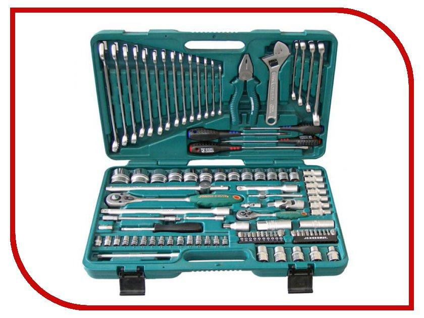 Набор инструмента Jonnesway S04H624101S  утконосы jonnesway p8106
