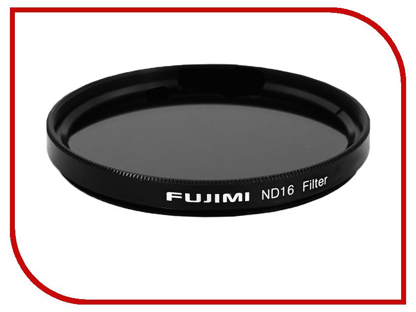 Светофильтр Fujimi ND16 58mm<br>