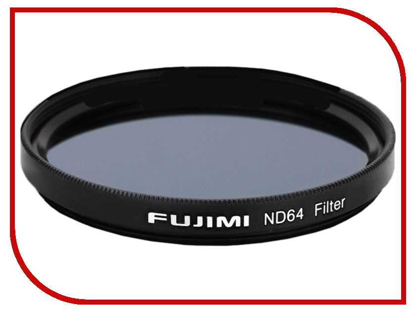 Светофильтр Fujimi ND64 82mm<br>