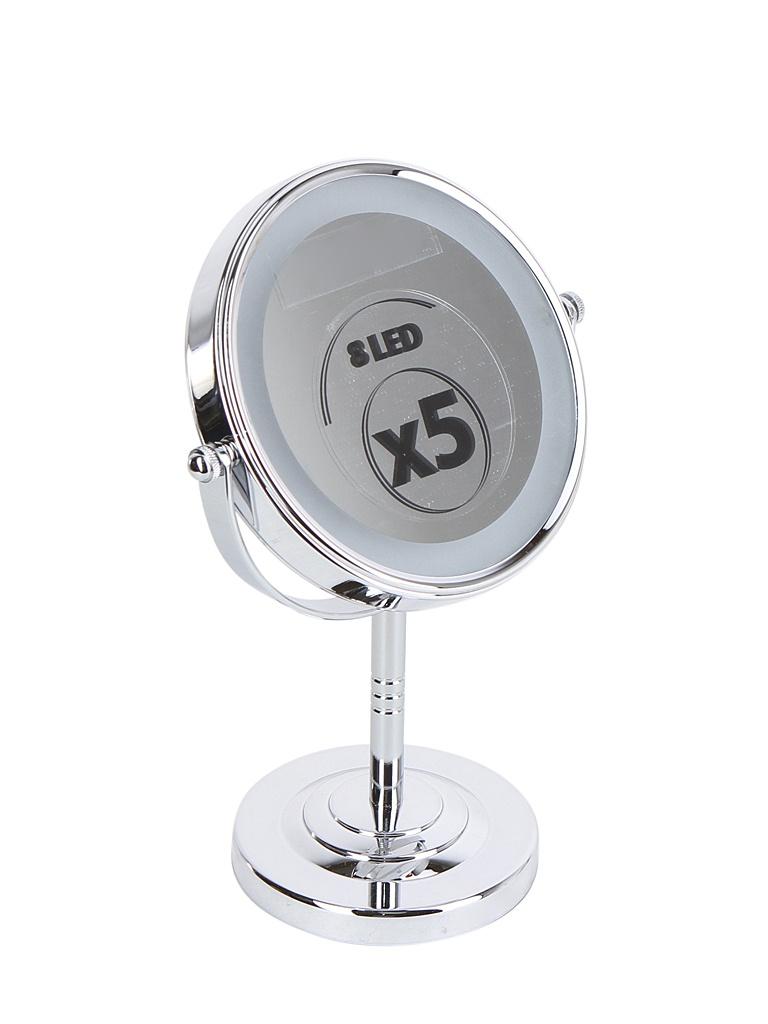Зеркало косметическое BaByliss 8435E с 5-и кратным увеличением фото