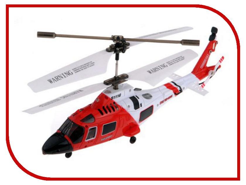 Радиоуправляемая игрушка Syma S111G Red<br>