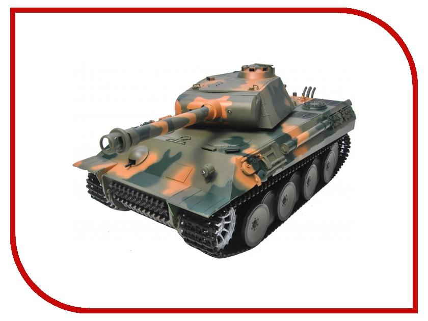 Радиоуправляемая игрушка Heng Long German Panther 3819-1<br>