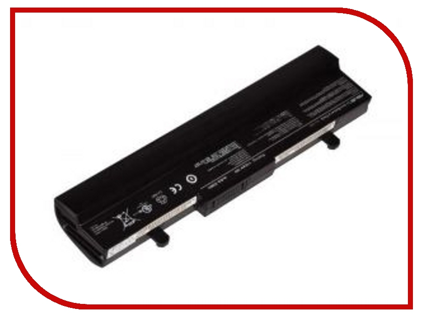Аккумулятор ASUS A32-1015 for 1015/1016/1215 Palmexx 5200 mAh PB-253 Black аккумулятор lp 5200 mah f0000001 black