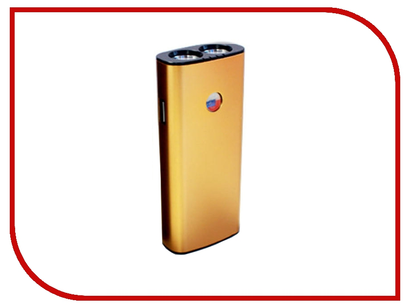 Аккумулятор BlueTimes PowerBank LP-410B Gold<br>