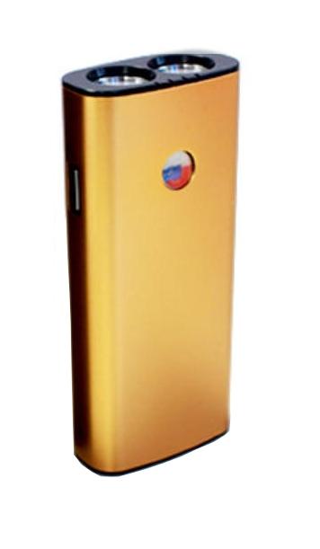 Аккумулятор BlueTimes PowerBank LP-410B Gold