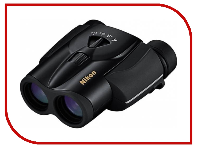 Бинокль Nikon 8-24x25 Aculon T11 Zoom Blackбинокли<br><br>