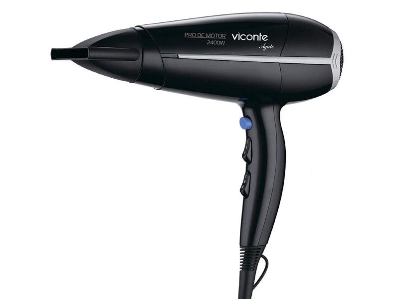 Фен Viconte VC-3750 Black