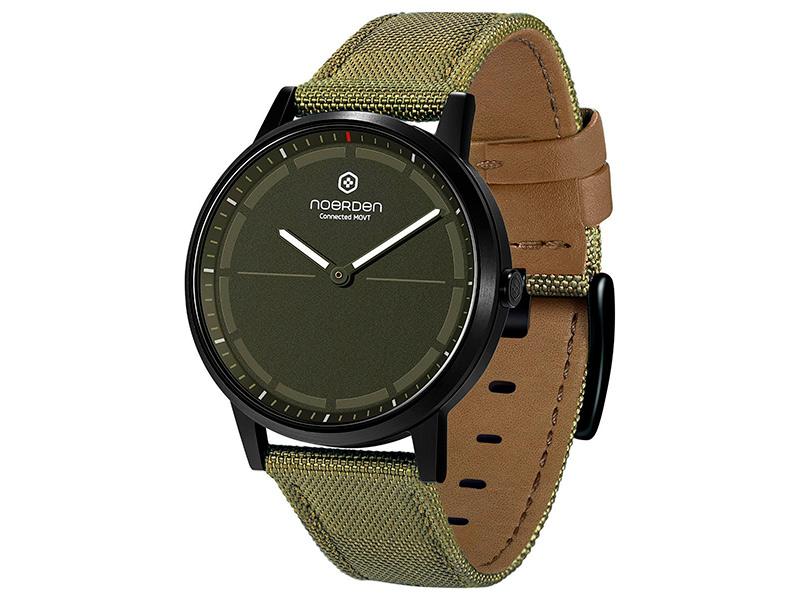 Умные часы Noerden Mate2+ Khaki PNW-0602