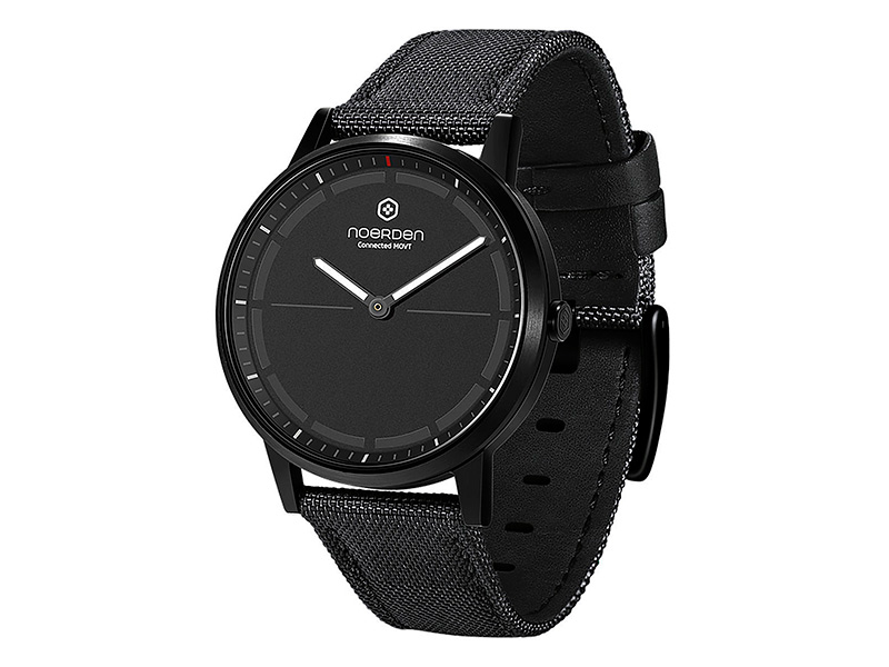 Умные часы Noerden Mate2+ Black PNW-0600