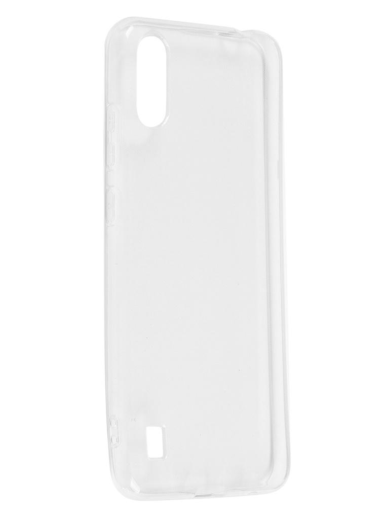 Чехол iBox для ZTE Blade A5 2020 Crystal Silicone Transparent УТ000019279