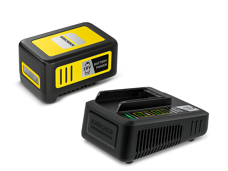 Комплект Karcher Starter Kit Battery Power 18/50 2.445-063.0