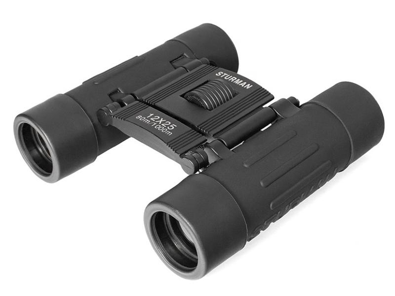 Sturman 12х25 Black 6473