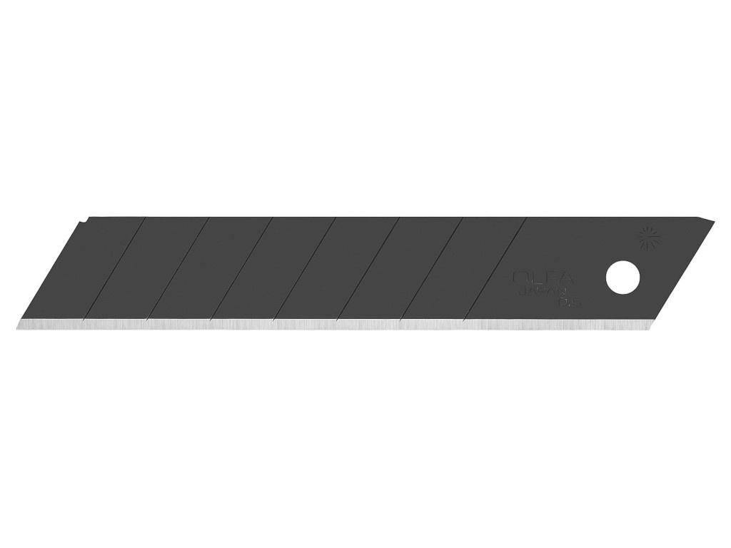 Лезвие Olfa 18x100x0.5mm 10шт Black Max OL-LBB-10B