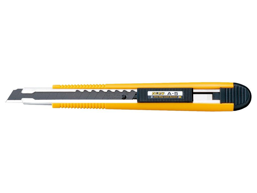 Нож Olfa AutoLock 9mm OL-A-5