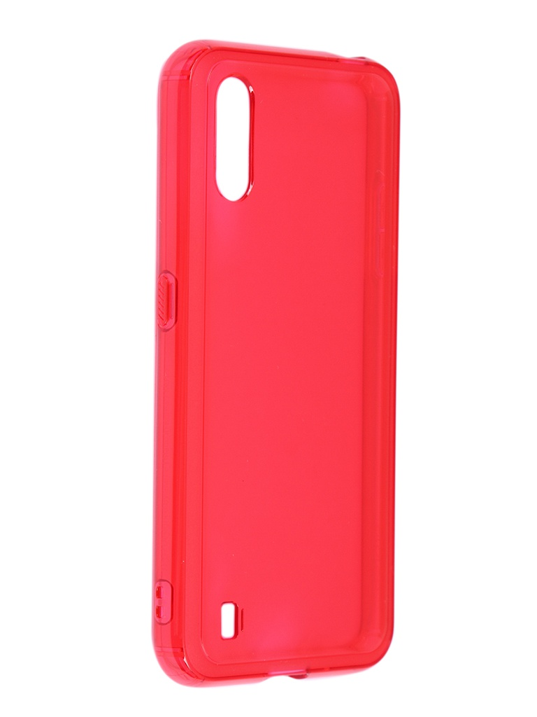 Чехол Araree для Samsung Galaxy M01 M Cover Red GP-FPM015KDARR