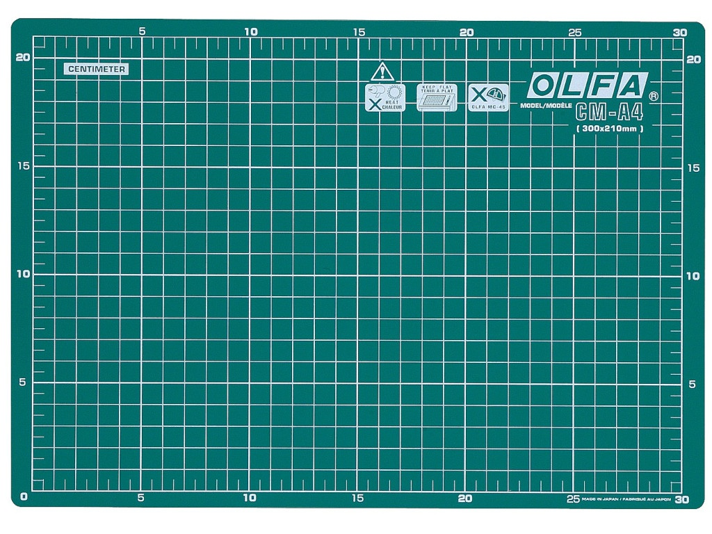 Коврик Olfa A4 OL-CM-A4