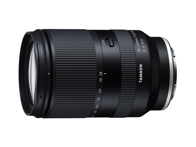 Объектив Tamron Sony FE 28-200 mm f/2.8-5.6 RXD A071SF сушилка rix rxd 125 белый
