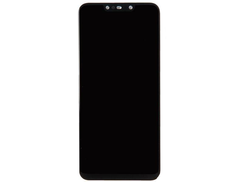 Дисплей RocknParts для Huawei Mate 20 Lite в сборе с тачскрином Black 676870