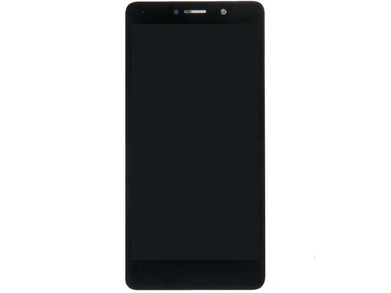 Дисплей RocknParts для Huawei Honor 6X / GR5 2017 в сборе с тачскрином Black 548162