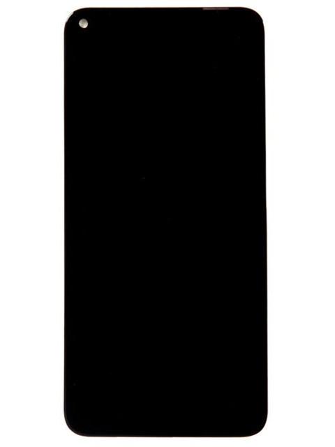 Дисплей RocknParts для Huawei Nova 4 / View 20 V20 в сборе с тачскрином Black 694218