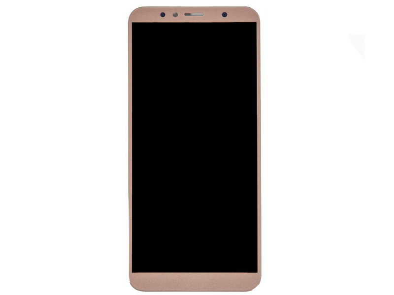 Дисплей RocknParts для Huawei Honor 7A Pro в сборе с тачскрином Gold 694438
