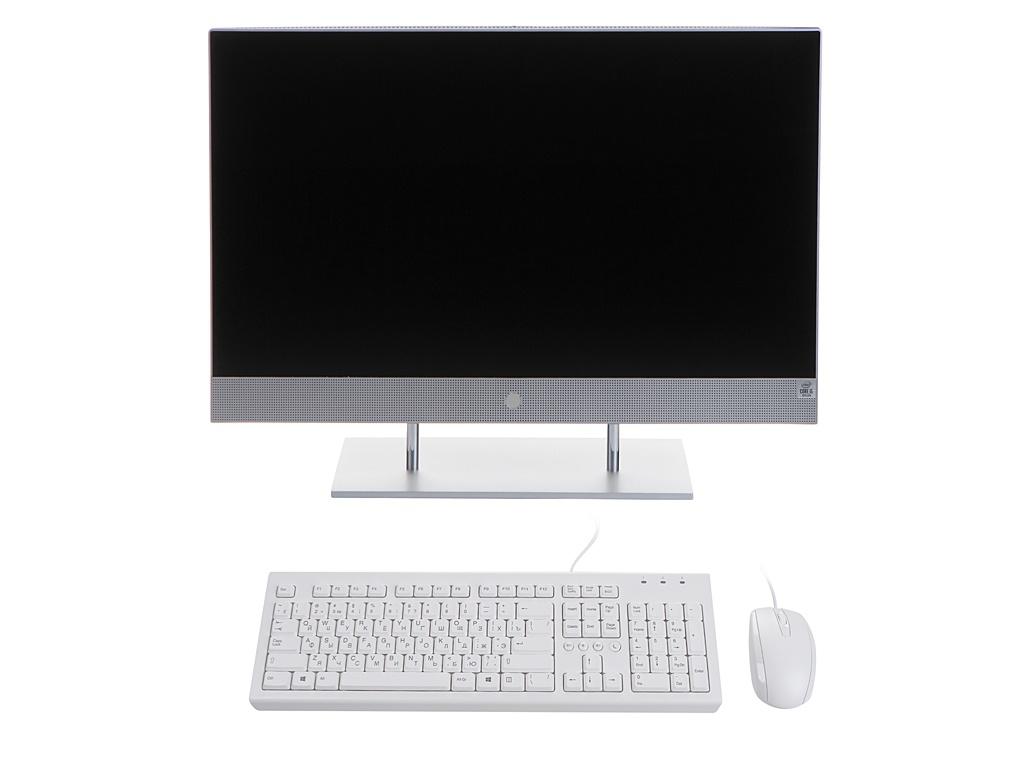 Моноблок HP 27-dp0028ur 14Q61EA (Intel Core i5-1035G1 1.0GHz/4096Mb/256Gb SSD/Intel HD Graphics/Wi-Fi/27/1920x1080/Windows 10 64-bit)