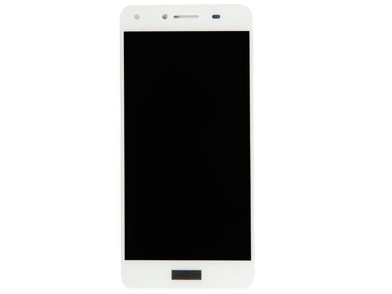 Дисплей RocknParts для Huawei Honor Y5-2 CUN-U29 / 5A LYO-L21 в сборе с тачскрином White 548275